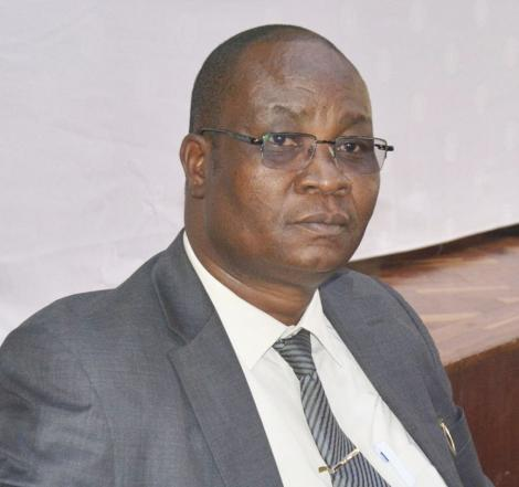 Kenya Institute of Curriculum Development (KICD) Chief executive officer Prof Charles Ong'ondo.