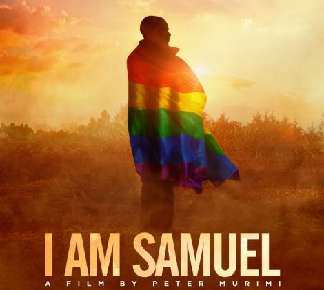 A poster image of Kenyan film 'I am Samuel'