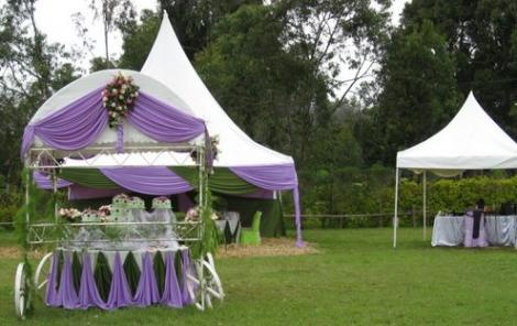 A wedding event.