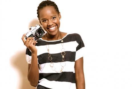 Photographer Thandiwe Muriu