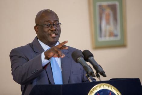 Kenya's High Commissioner to the UK Manoah Esipisu