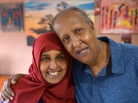 Fatima Mohamed and Her Husband Who Have Established the Biggest Business Empire