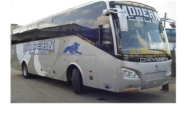 Kigali to Nairobi by bus