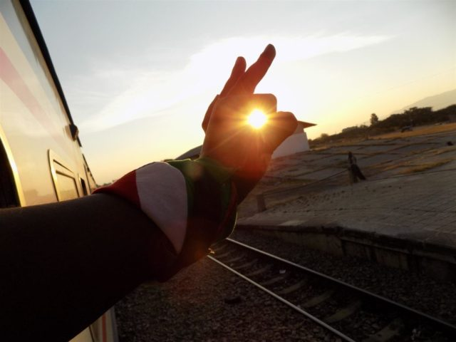 TAZARA Trains - Kenyan Backpacker