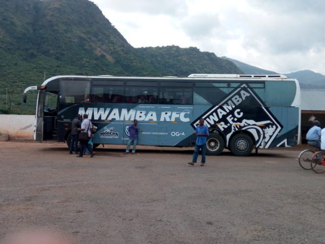 Traveling by bus in East Africa - Modern Coast