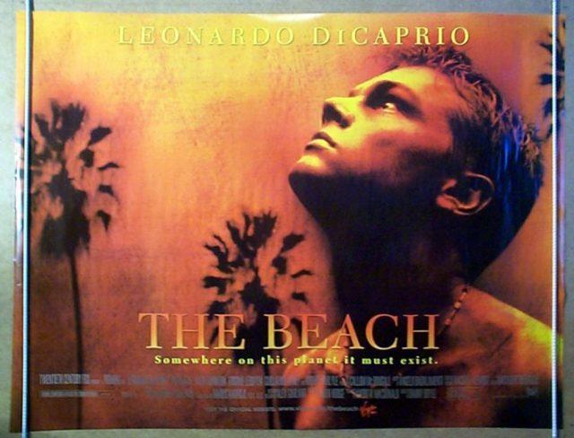 Travel movies - The Beach