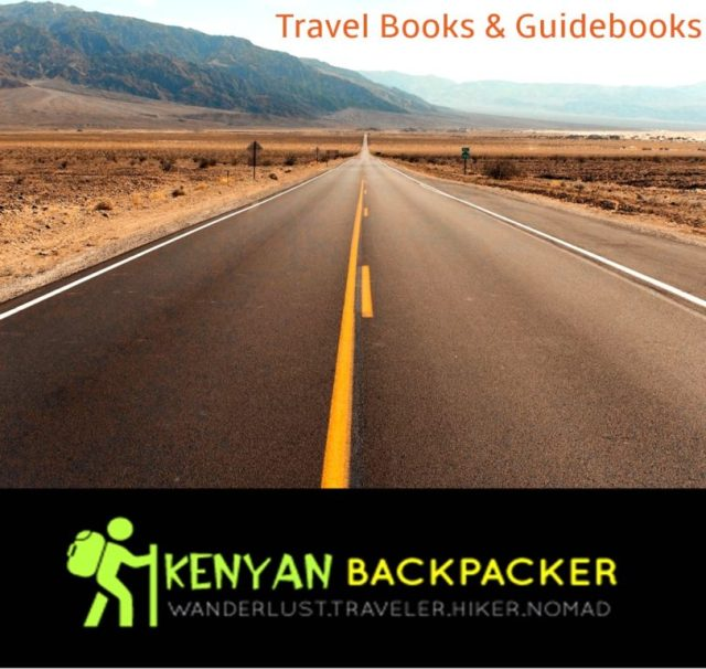 Africa Travel Guidebooks, Maps and Free Gifts