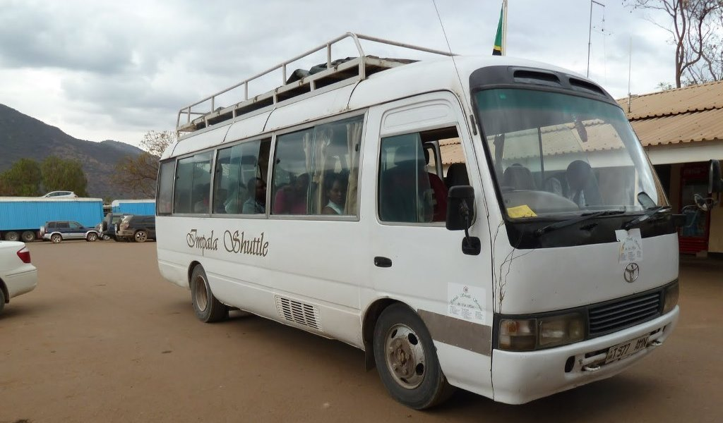 Shuttles from Nairobi to Arusha and Moshi
