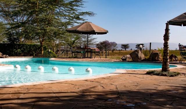 Holiday Home in Kenya ziwa pool