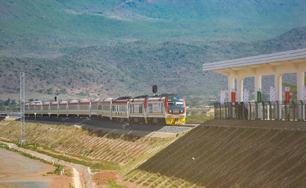 A Plot for Sunday Train Ride from Nairobi to Suswa