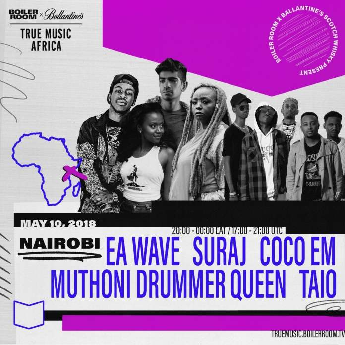 Kenyan-Collective-True-Music-Boiler-Room-Ballantines