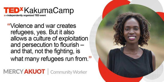 Kenyan-Collective-Tedx-Kakuma-Camp-Mercy