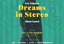 Eric Wainaina Set To Launch New Album; Dreams In Stereo