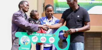 Kenyan-Collective-32-Year-Old-Gikomba-Trader-Wins-First-Apartment-Maisha-Ni-MPESA-Tu-Promotion