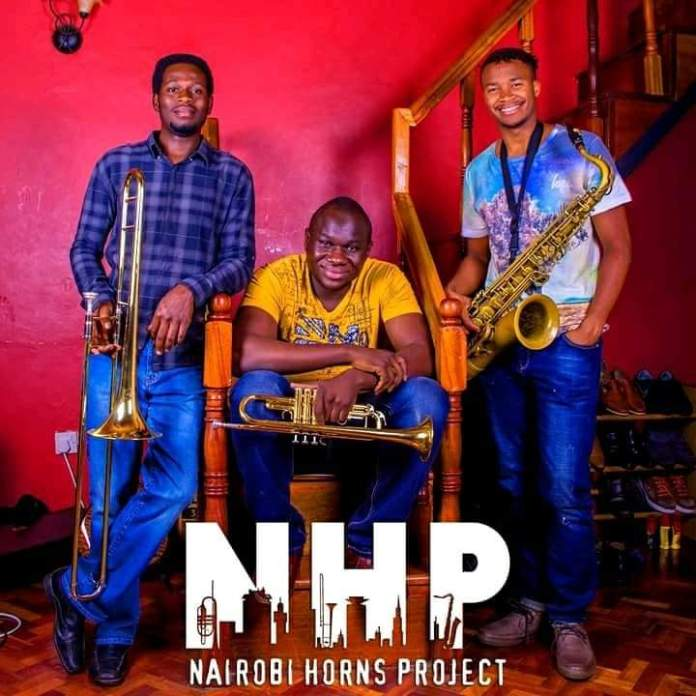 Taking Africa By Storm Thanks To Safaricom Jazz - Horn-blowing Trio Nairobi Horns Project