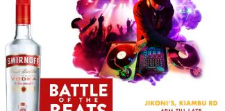 The Search For The Greatest DJ, Battle Of The Beats, Launched By Smirnoff