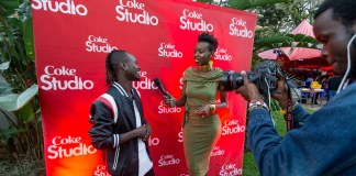 Wasafi Records Producer, Lizer Of Wasafi In Kenya For Coke Studio Africa 2019