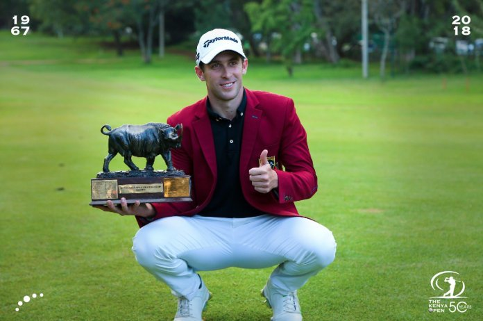 2019 Kenya Open Golf Sponsors And Dates Announced