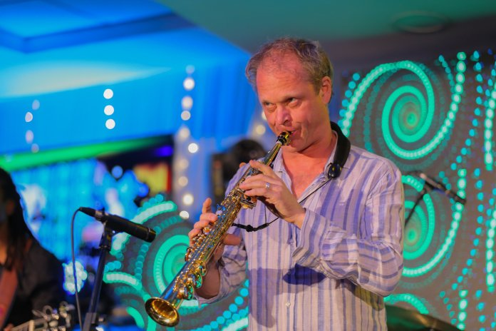 Bold And Reckless - Toine Thys Trio Band Featuring Hervé Samb #SafaricomJazz
