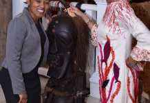 """Lisa Christoffersen Showcases Her Love For Art & African Culture Through The """"African Inspirations"""" Art Exhibition"""