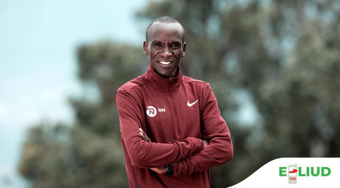 Eliud Kipchoge - A Face Of Resilience & His Attempt To Break Barriers #Eliud159