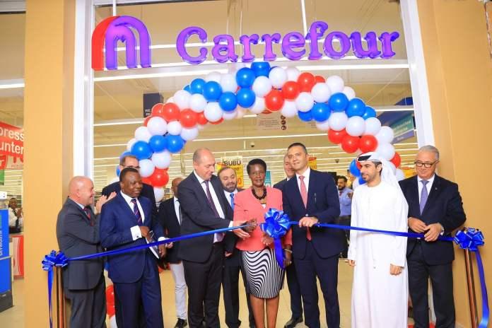 Majid Al Futtaim Officially Opens First Carrefour In Uganda