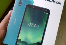 Nokia C2 Review