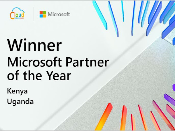 Kenyan IT firm, Cloud Productivity Solutions, Among Winners In Microsoft's Global Partners Awards