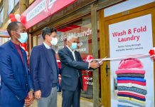 LG Electronics Unveils First Commercial Laundry Reference Premise in Kenya