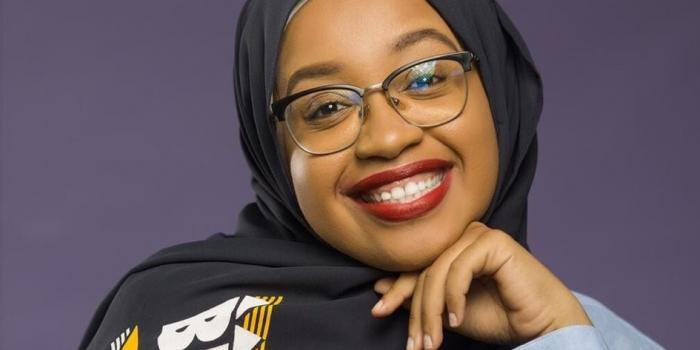 Nadia Ahmed Abdalla (Pictured) was appointed ICT Youth and Gender Chief Administrative Secretary nominee by President Uhuru Kenyatta on Tuesday, January 14.