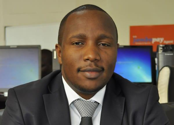A file photo of JamboPay CEO Danson Muchemi.