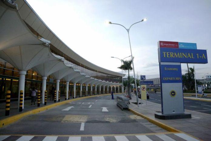 Terminal 1 A of the Jomo Kenyatta International Airport (JKIA)