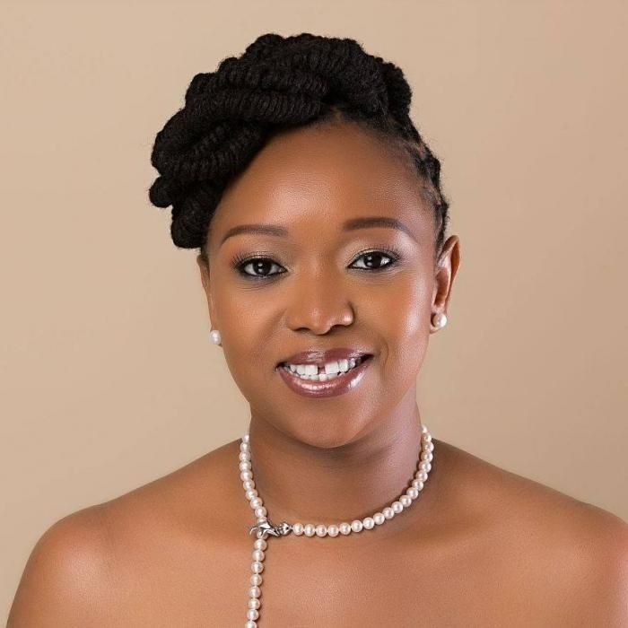 Ciku Muiruri on October 24, 2019, won a law suit she had filed against the Standard Group and Moha Jicho Pevu