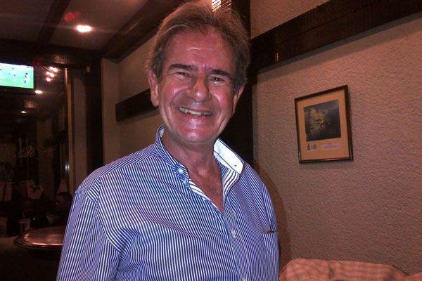 File image of slain Dutch businessman Tob Cohen