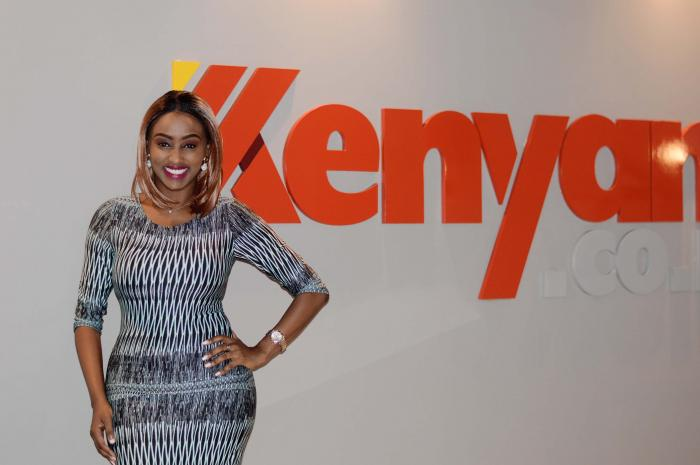 Michelle Ntalami at Kenyans Studios, November 22.