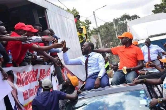 , Sakaja: Why I can't support Ken Okoth's brother in Kibra by-election