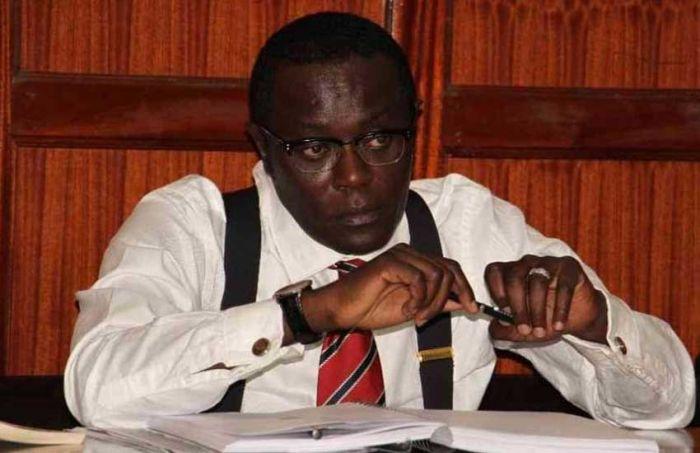 Political analyst Mutahi Ngunyi