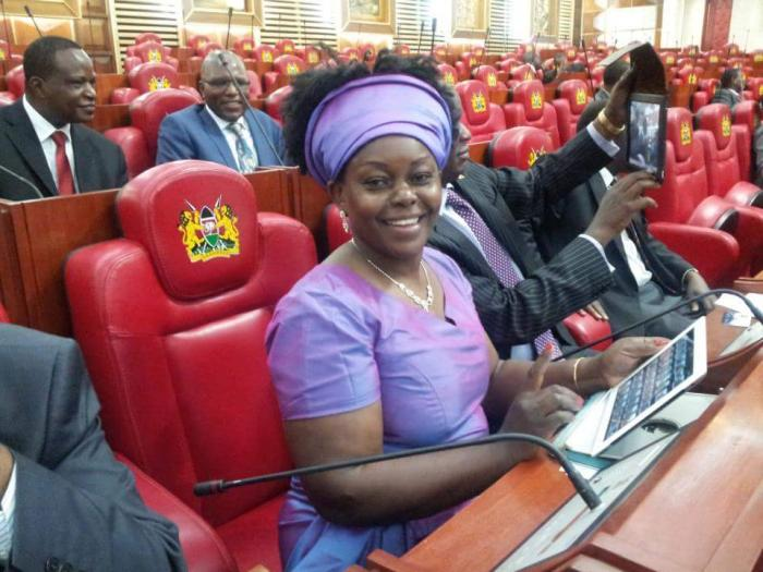 Time Millie Odhiambo Snubbed Uhuru's Crucial Meeting to for Salon  Appointment - Kenyans.co.ke