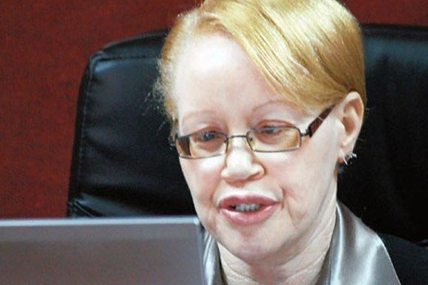 Justice Mumbi Ngugi delivers a past ruling