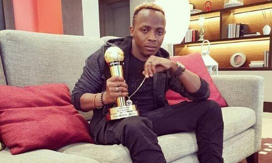Award-winning gospel musician Dennis Mwangi alias Papa Dennis.