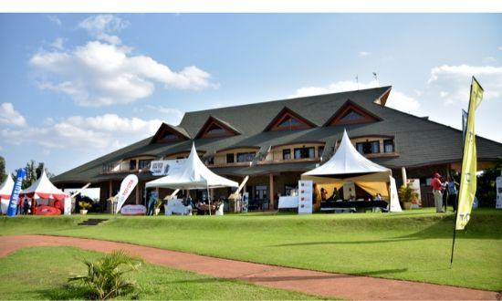 A photo of part of the Thika Greens Golf Resort in Kabati, Murang'a county