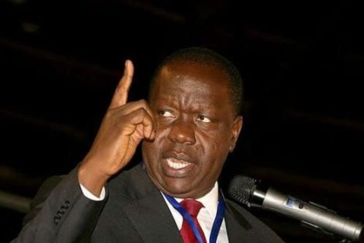 Dr. Fred Matiangi, Minister of Internal Security