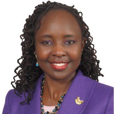 Dr Mercy Korir, a health journalist attached to KTN News Kenya