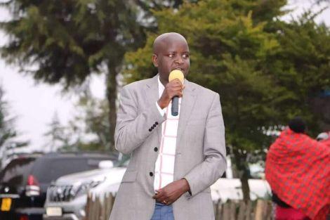 Uasin Gishu County Assembly Speaker David Kiplagat