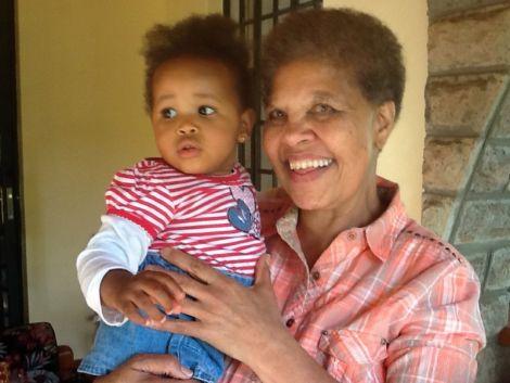 Njoki Ndung'u Emotional Tribute to Late Mother Victoria Mercy Nyaithiru