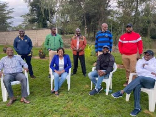 Moses Kuria's Highly Anticipated Interview Cancelled by Royal ...