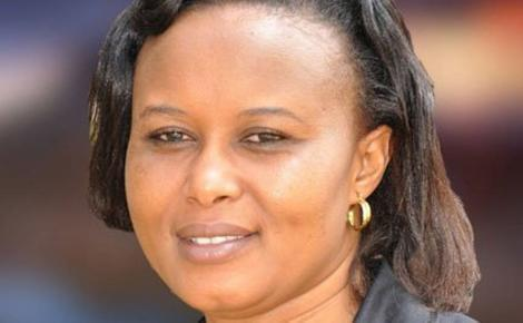 A file image of Gatundu North MP Wanjike Kibe