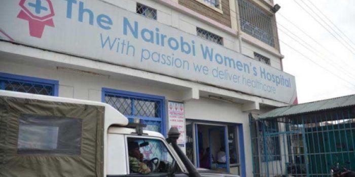 best maternity hospital in Nairobi