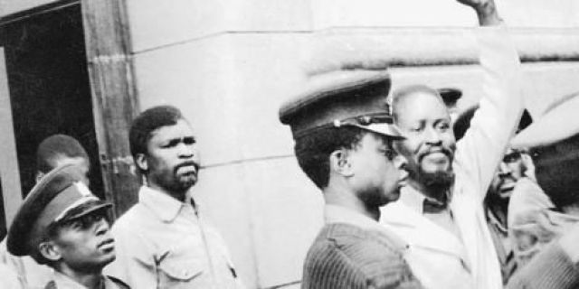 """Image result for Raila Odinga in 1982 coup"""""""