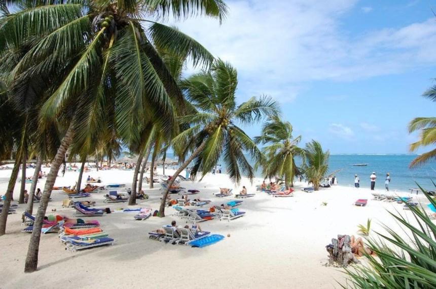 Kenya Beach Holidays